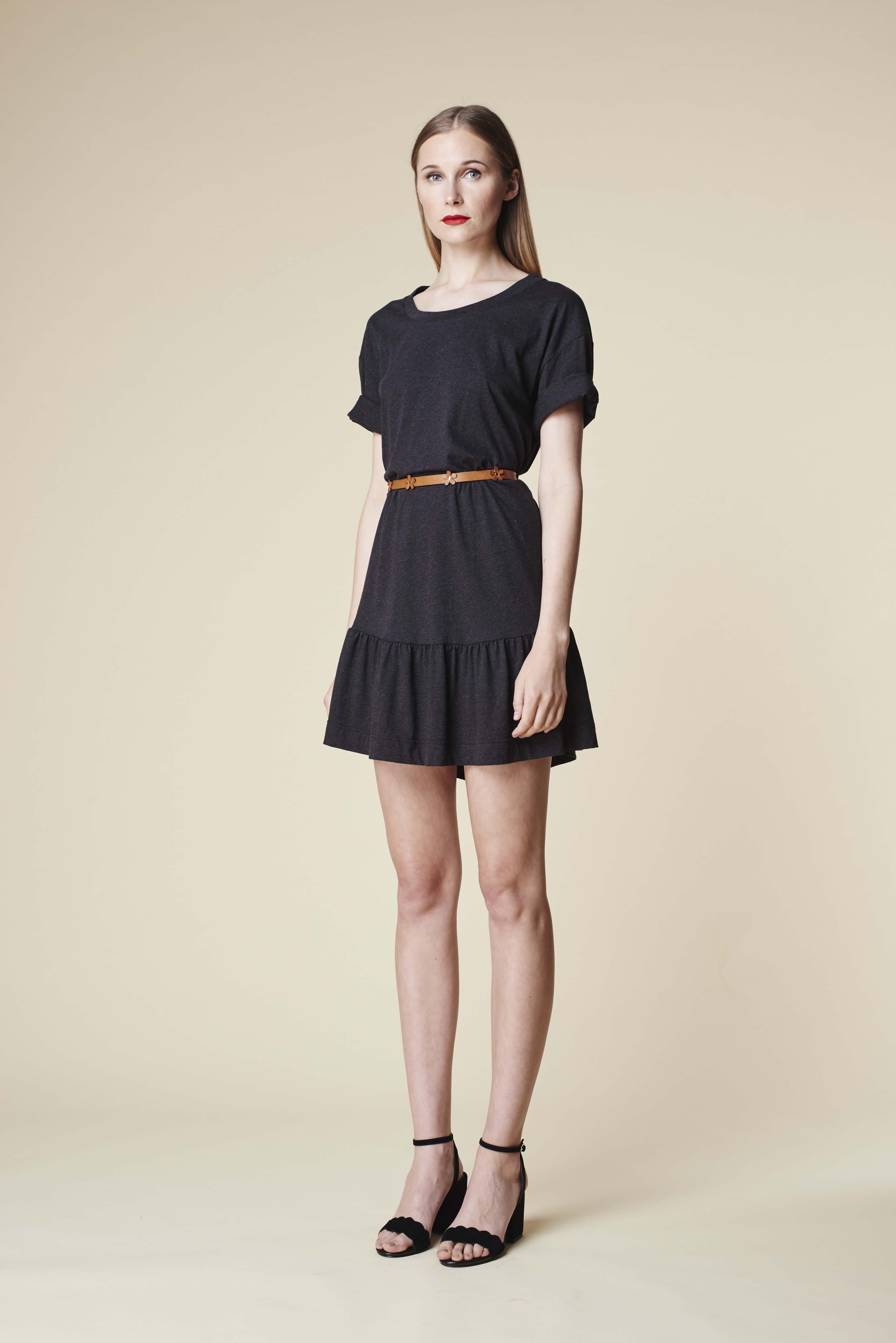 RUBY Zora T-Shirt Dress & Lila Heel