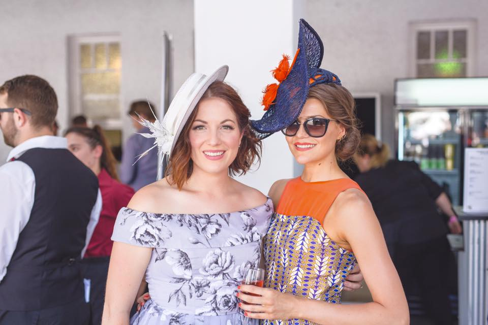 Attendees wore their best race day outfits for the Wellington Cup 2016