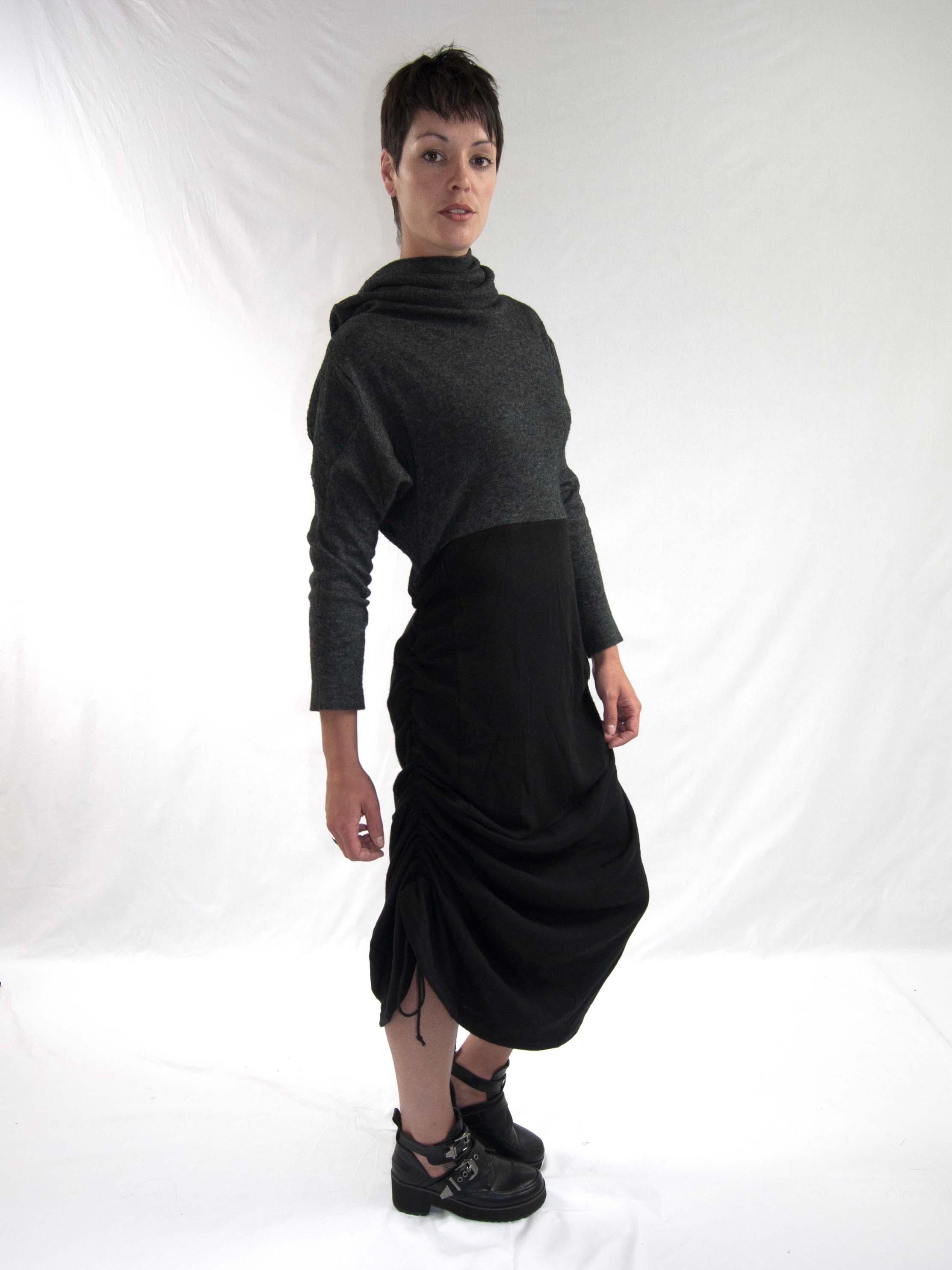 10slouch dress side