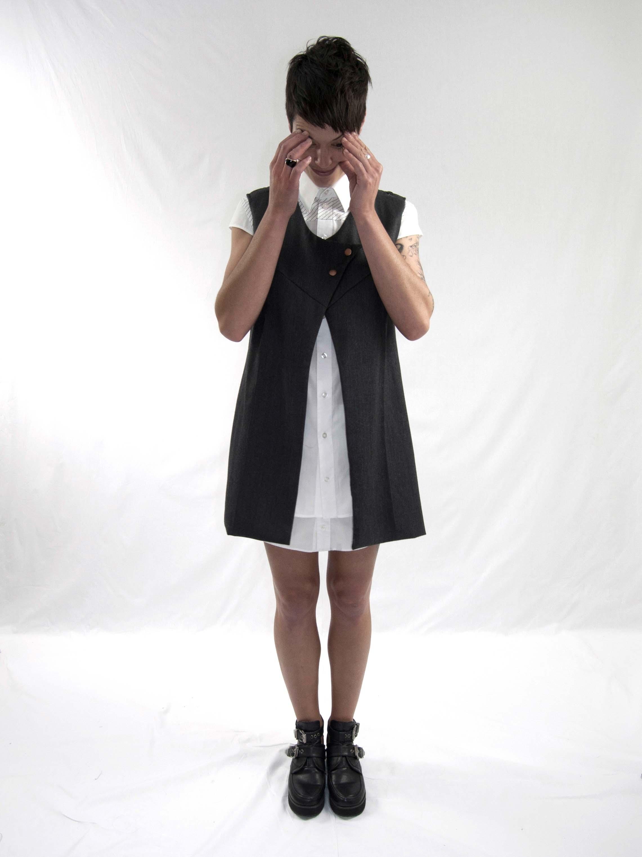 11division gilet, emergence dress