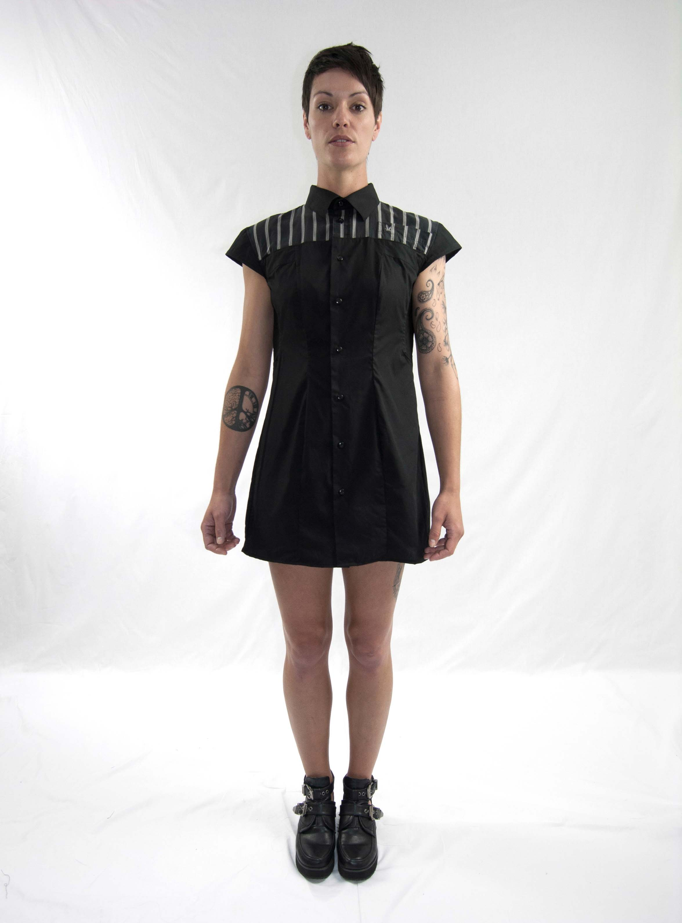 14emergence dress blk