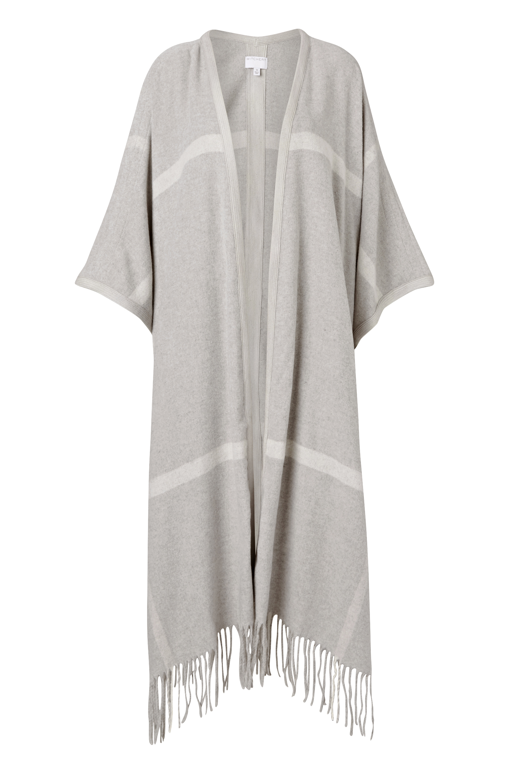 60190066_Witchery First Edition Omaka Cape, RRP$279.90