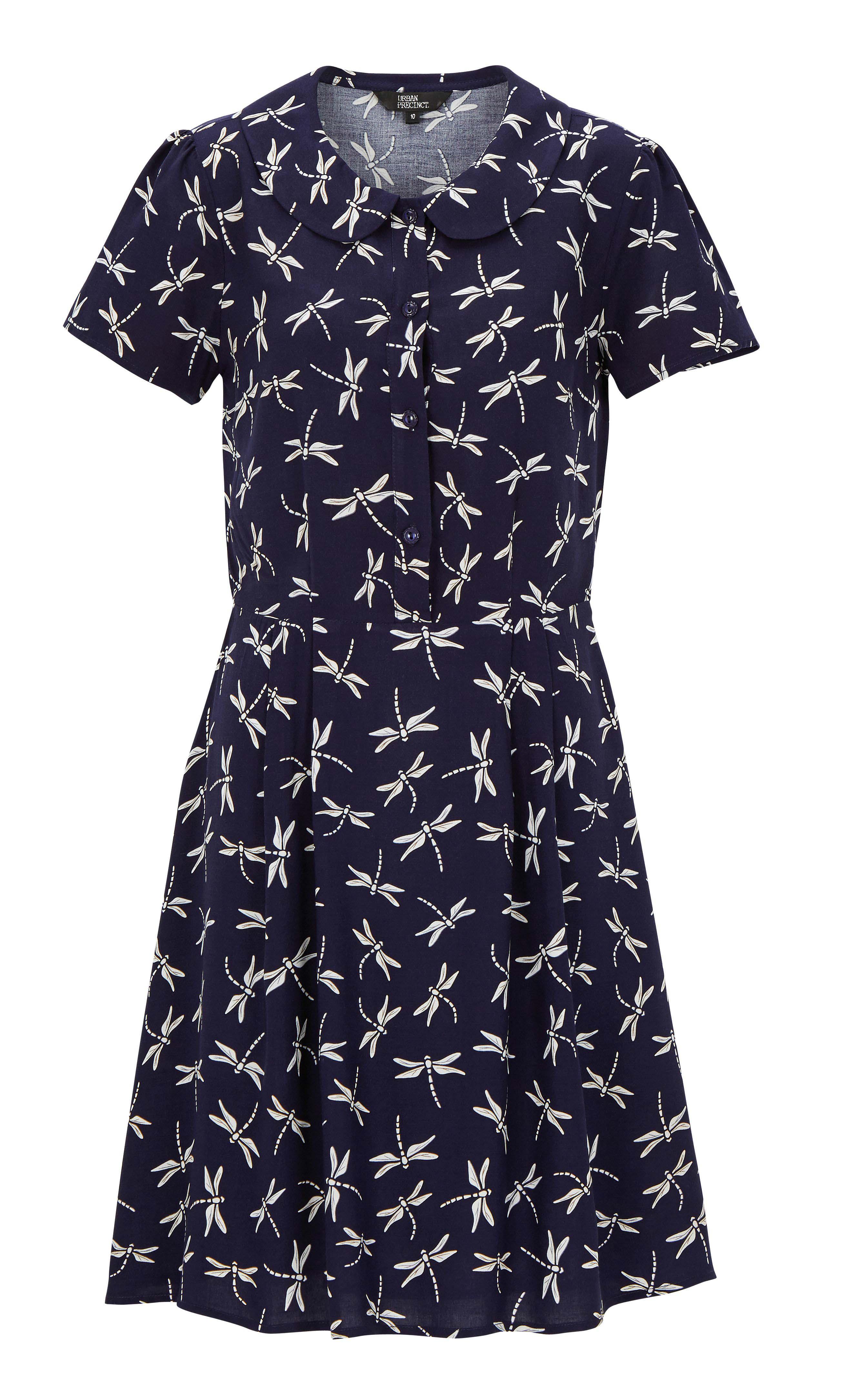 6065782 Urban Precinct Up Shirt Dress $79.99 Instore Feb 15 2016