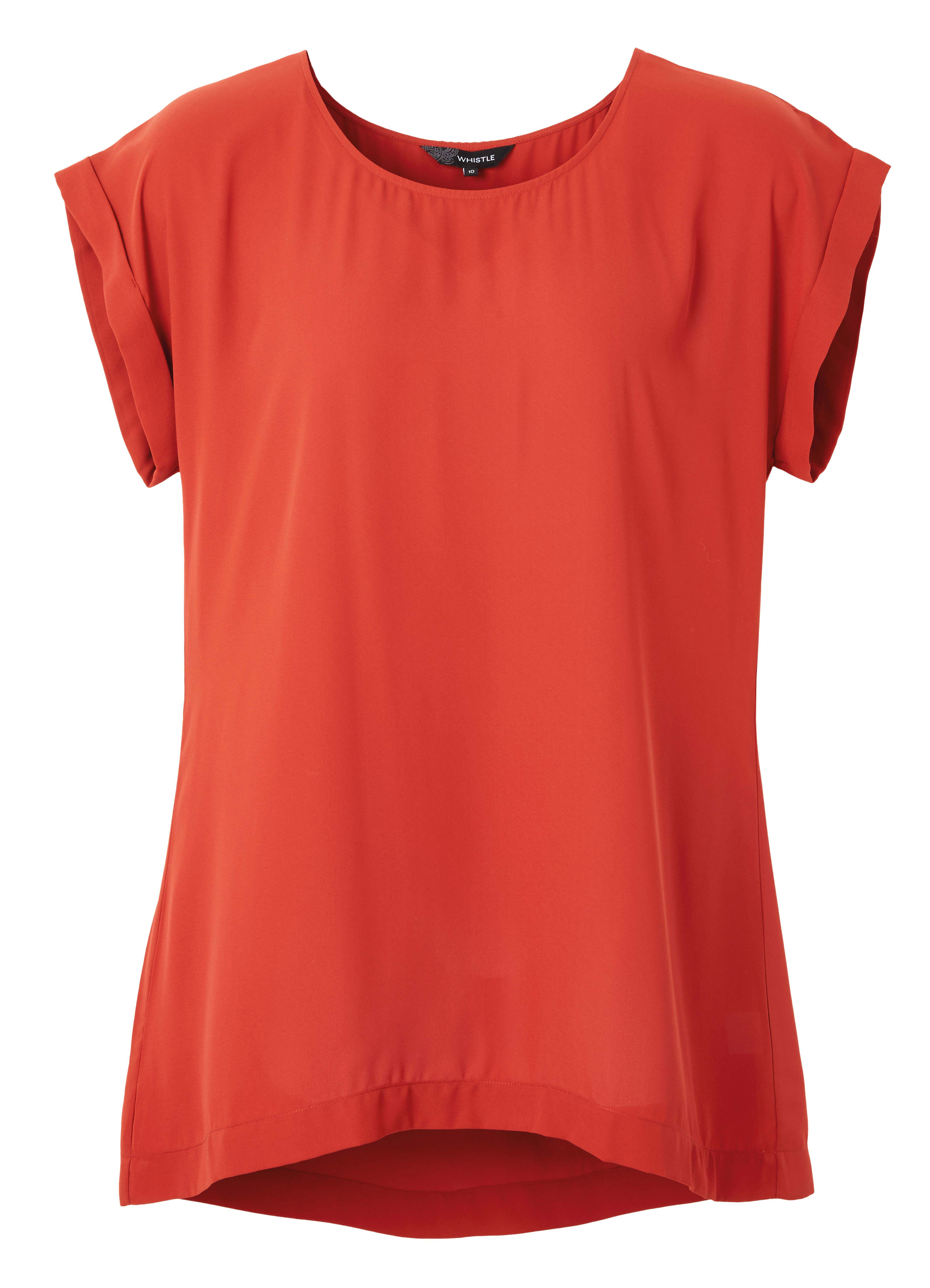 6078493 Whistle Essential Long Top Masala $49.99 Instore 11 Jan 2016