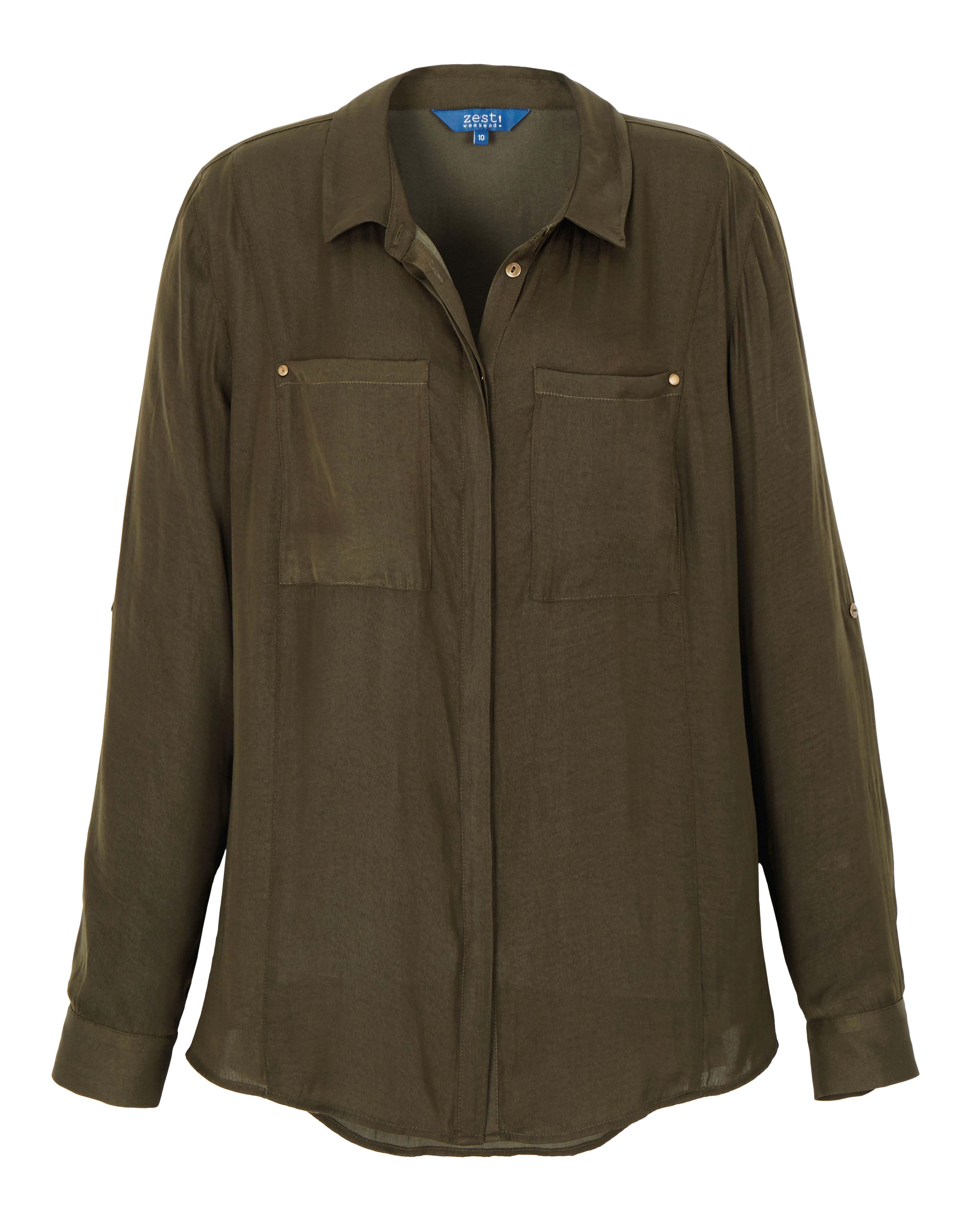 6085105 Zest Weekend Lobgline Peached Shirt $59.99 Feb 18 2016