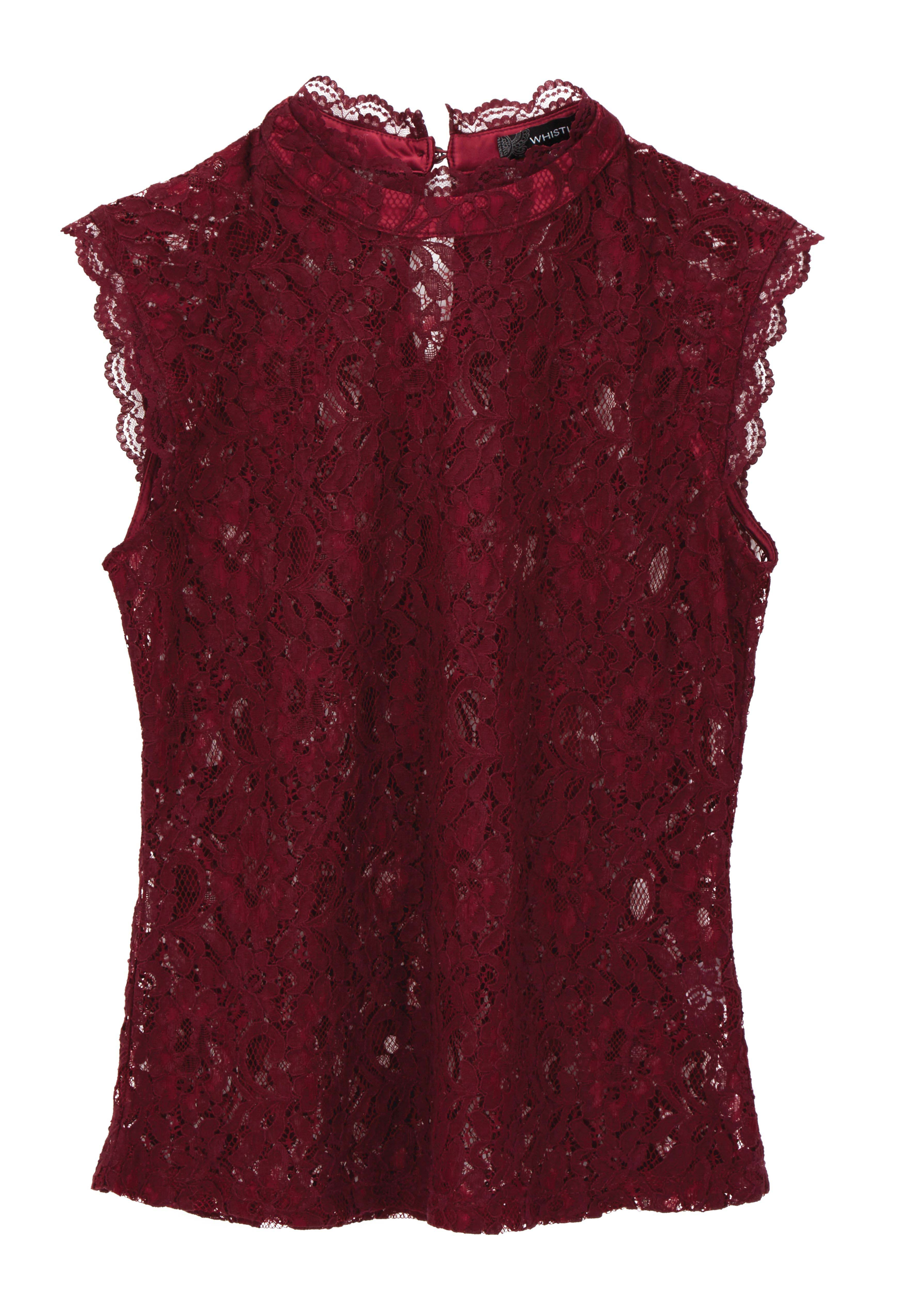 6085430 Whistle Lace Top $59.99 Instore Feb 22 2016