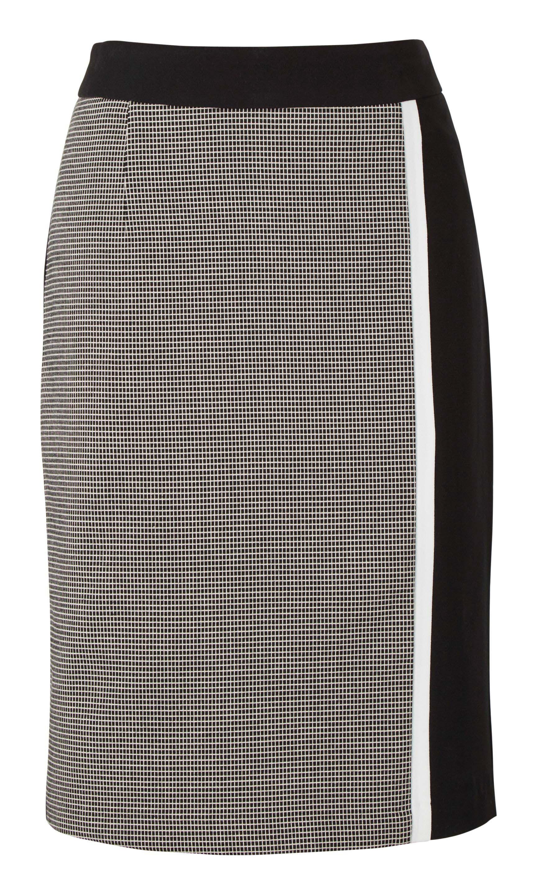 6089618 Oliver Black Colour BlockSkirt $89.99 Instore March 08 2016