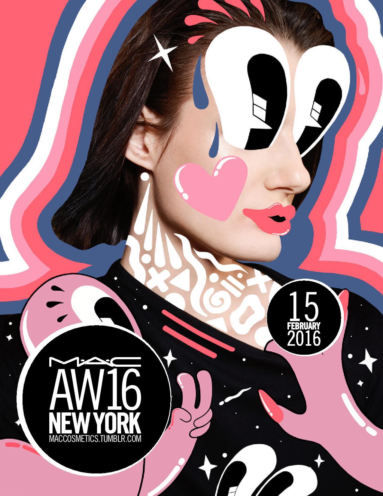 AW16_DAILY FACECHART_NEW YORK_FEB 15 Carolina Herrera, Jeremy Scott, Rag...-page-001