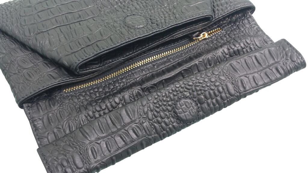 Imperial Clutch Blk Side