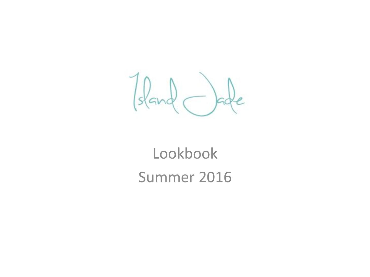 Island Jade Summer 2016 Lookbook-page-001