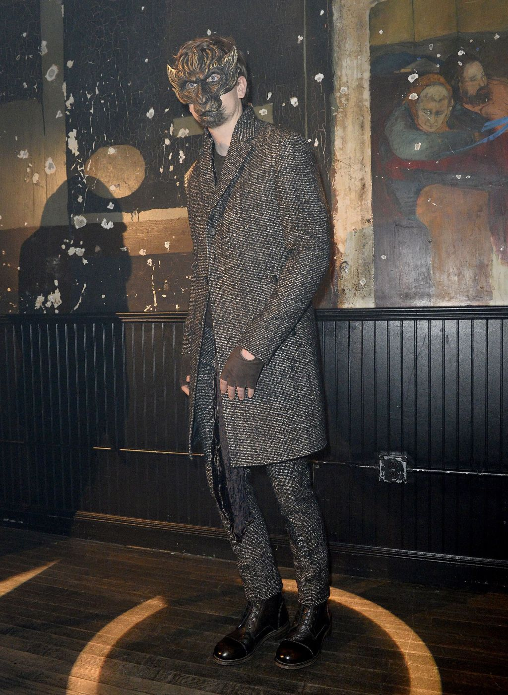 John Varvatos Men's RTW Fall 2016 Photo by Thomas Iannaccone/WWD