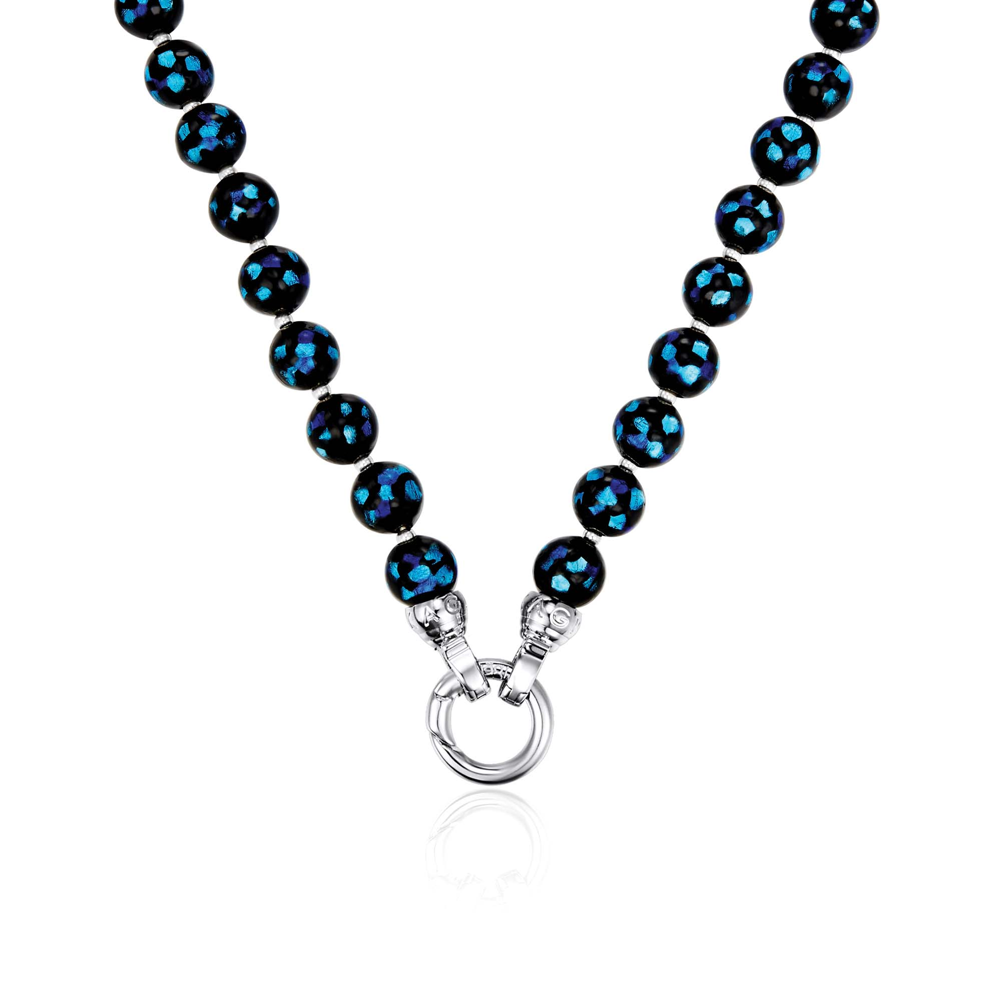 Kagi Blue Danube Necklace 49cm $229 www.kagi.net