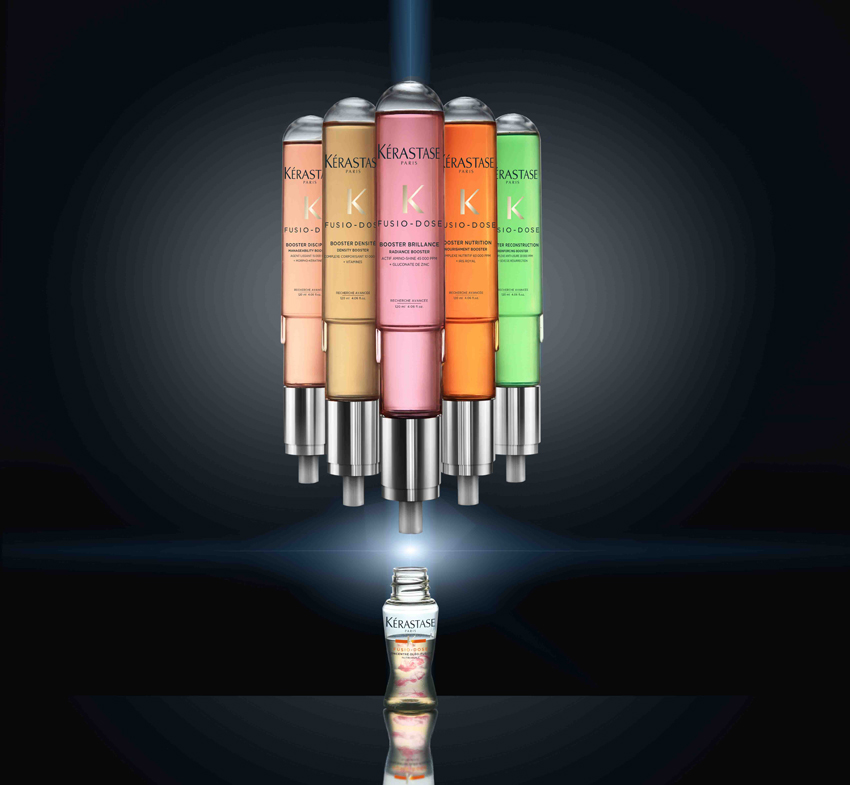 Kérastase Fusio-Dose System