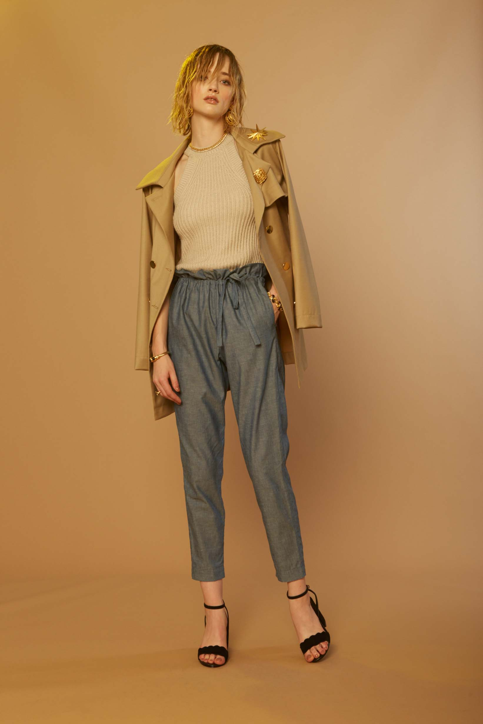 Liam Aleatory Trench, Aleatory Tank & Playhouse Pant