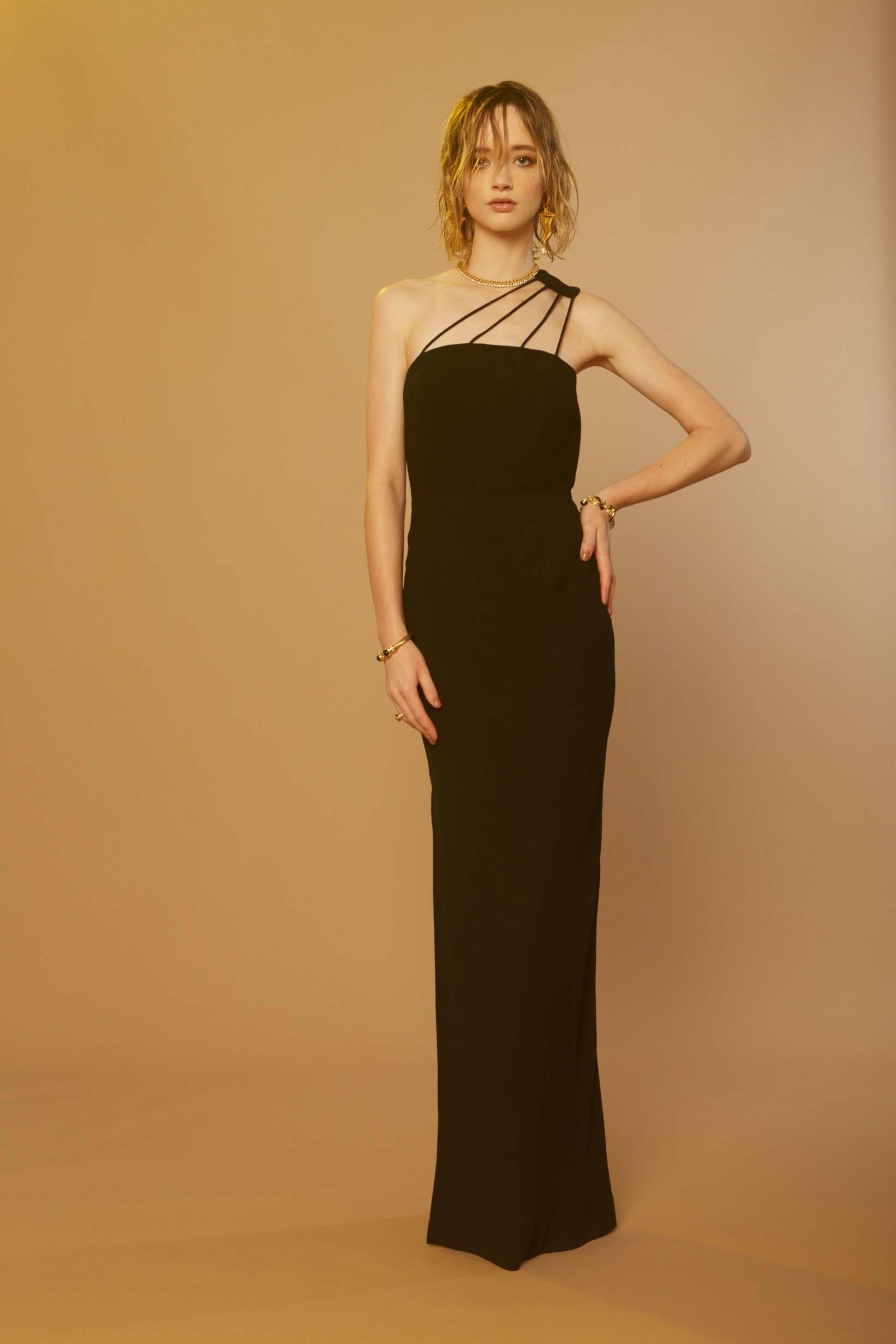Liam Loco Gown (Black)