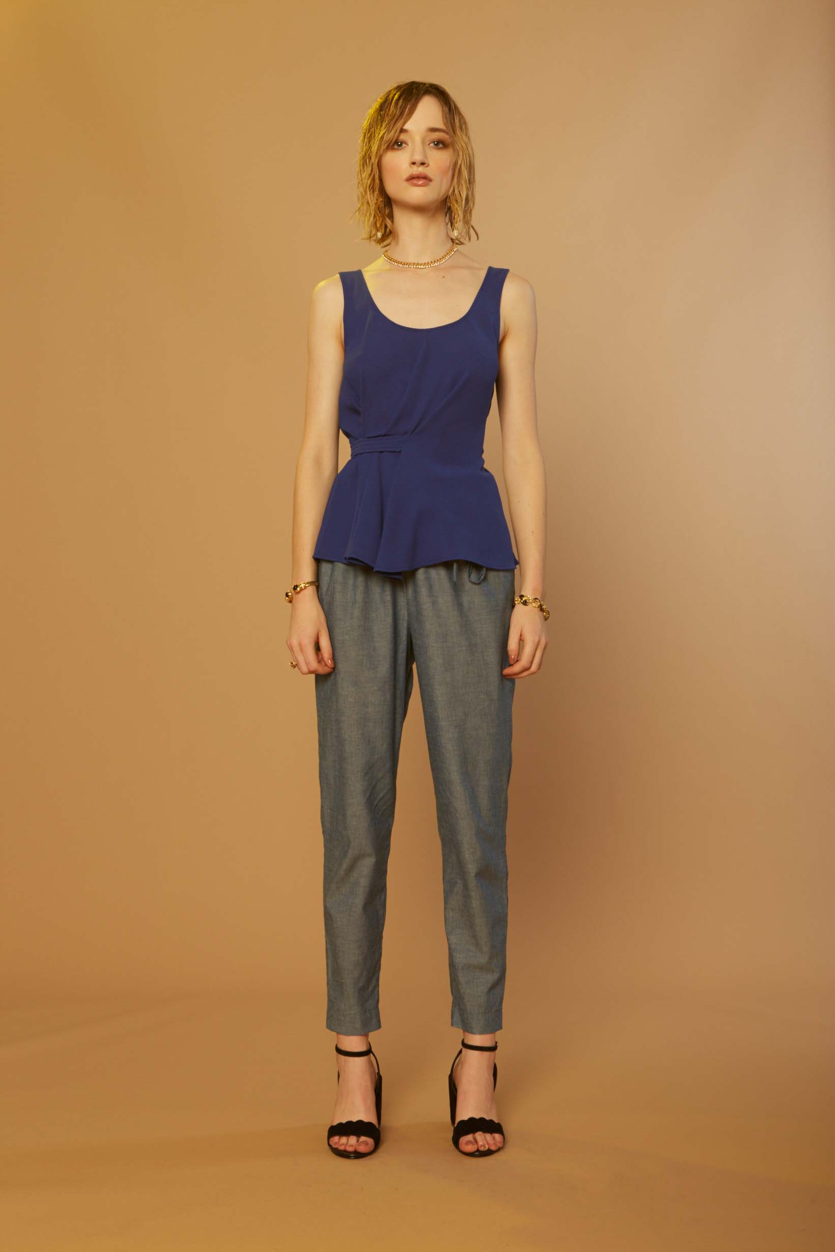 Liam Melisma Top & Playhouse Pant