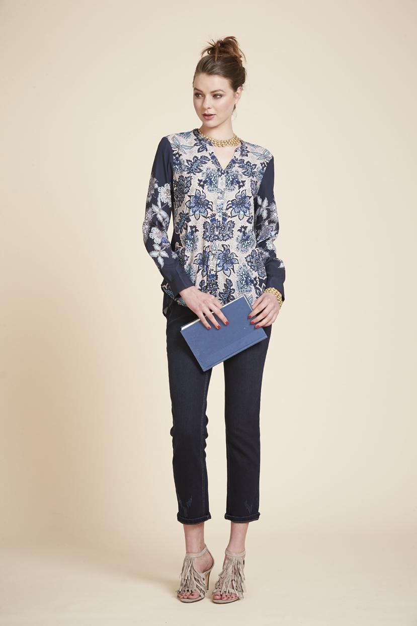 Page 12 LS942 Orient Shirt LS966 Luxe Boyfriend Jean