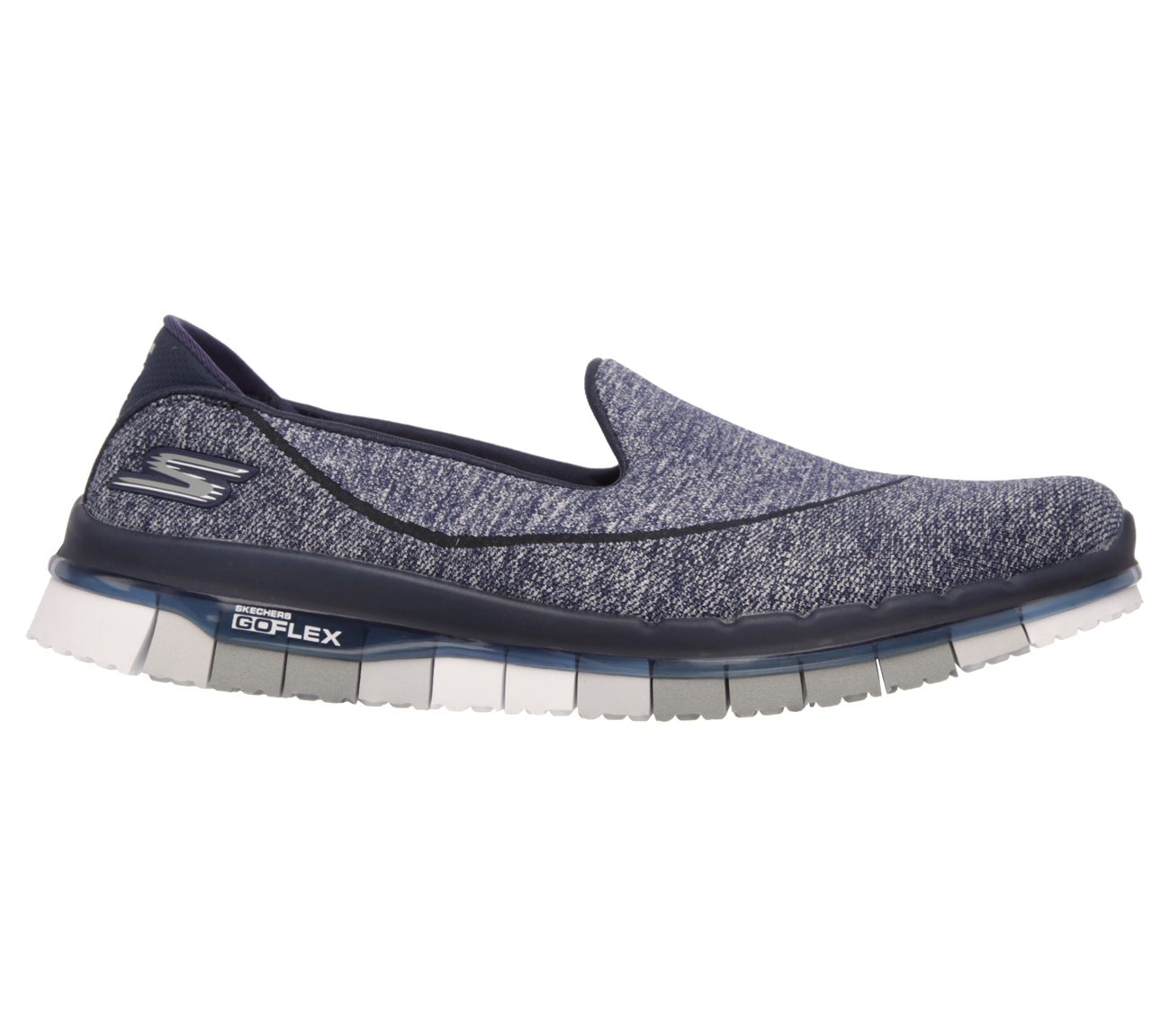 Skechers-Go Flex Slip On-NVGY-$149.90