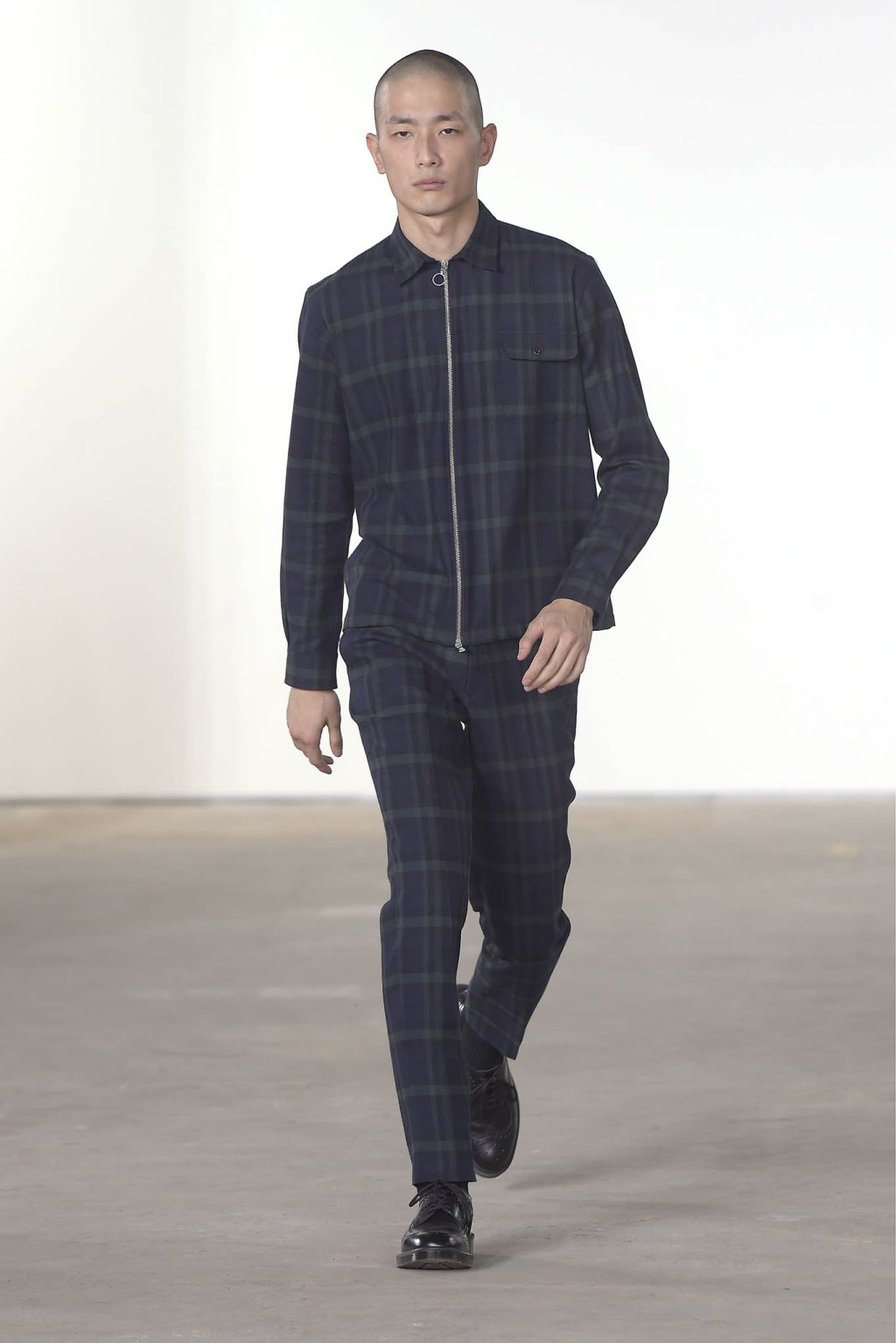 Timo Weiland Men's RTW Fall 2016  Photo by Giovanni Giannoni/WWD