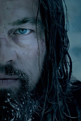 The Oscars 2016 Best Actor - Leonardo Dicaprio, The Revenant.