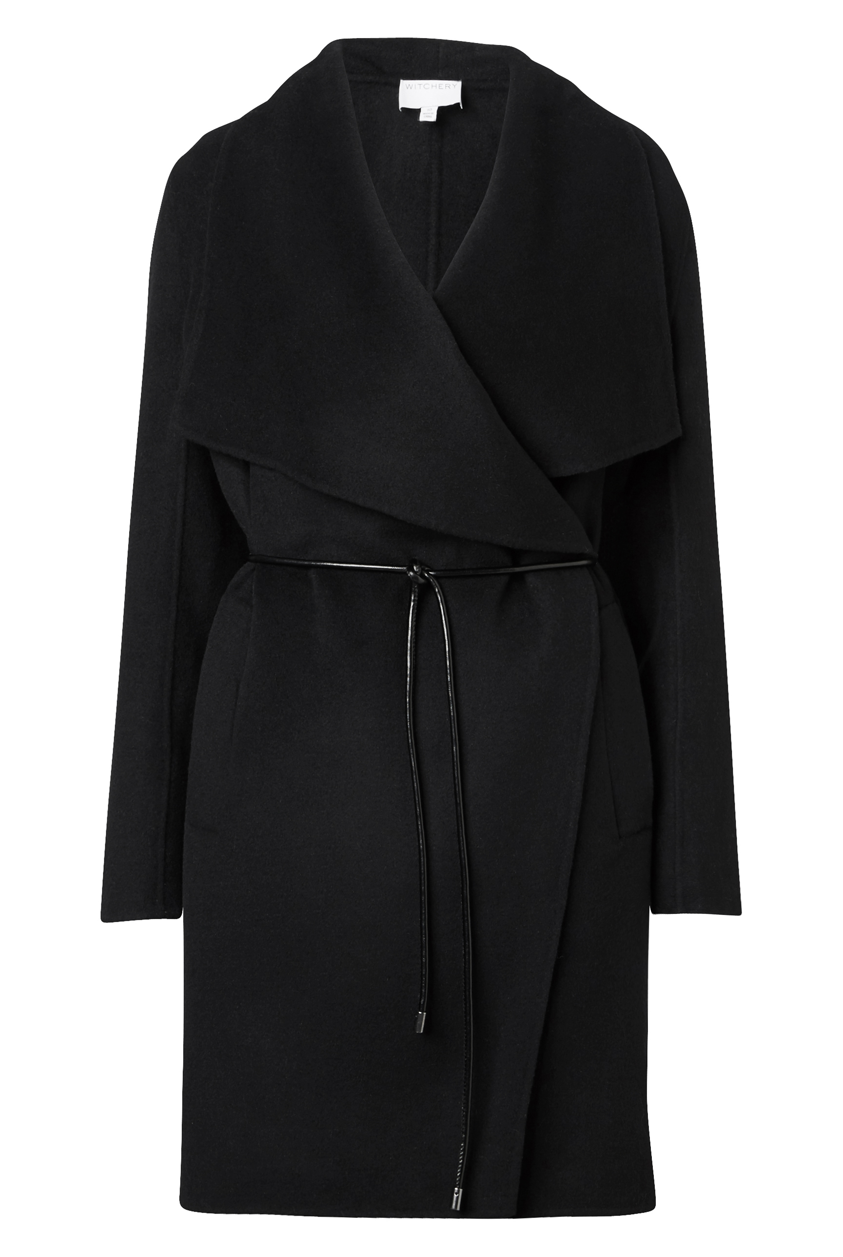 60193698_Witchery Tie Wrap Coat, RRP$449.90