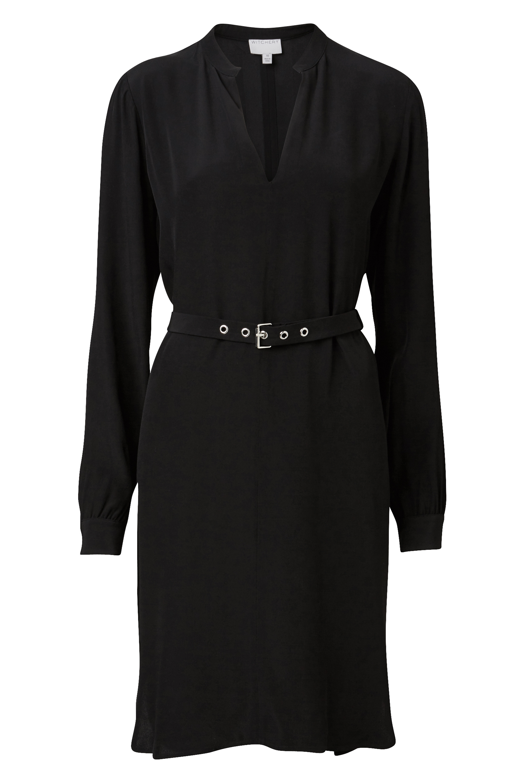 60193733_Witchery V Front Shirt Dress, RRP$149.90