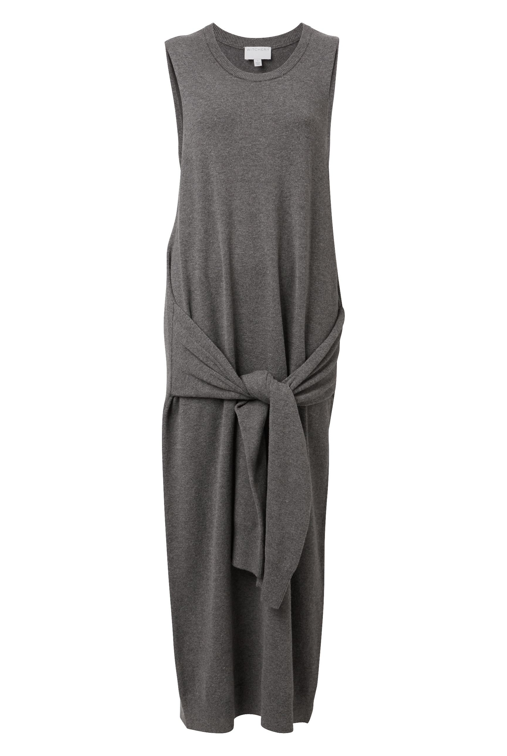60195870_Witchery Tie Front Knit Dress, RRP$169.90