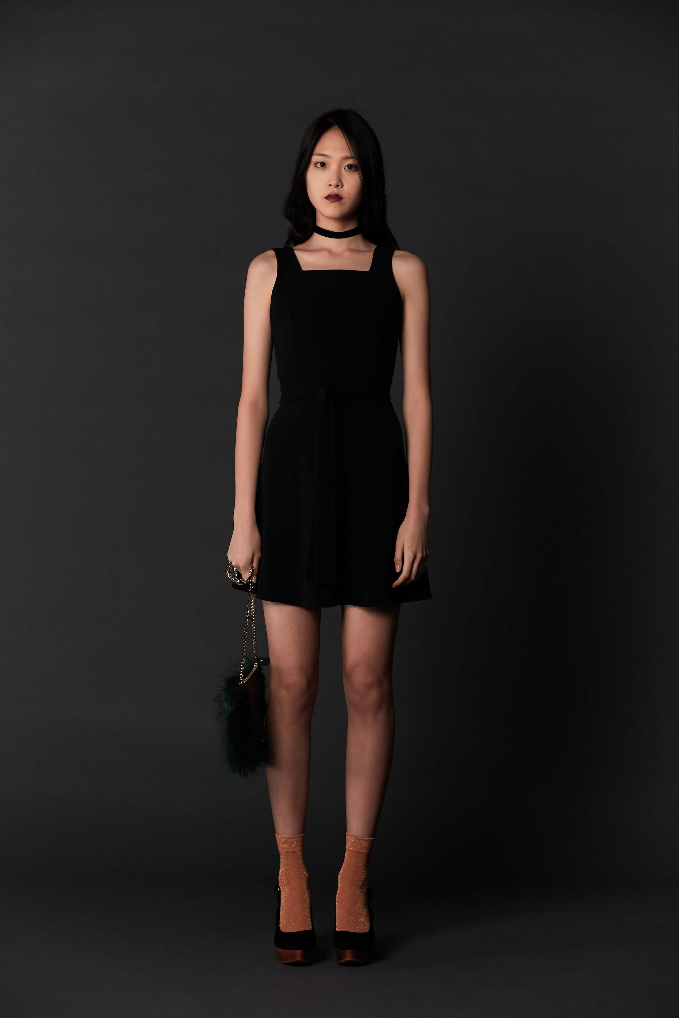RUBY Nazad Dress & Halo Heel