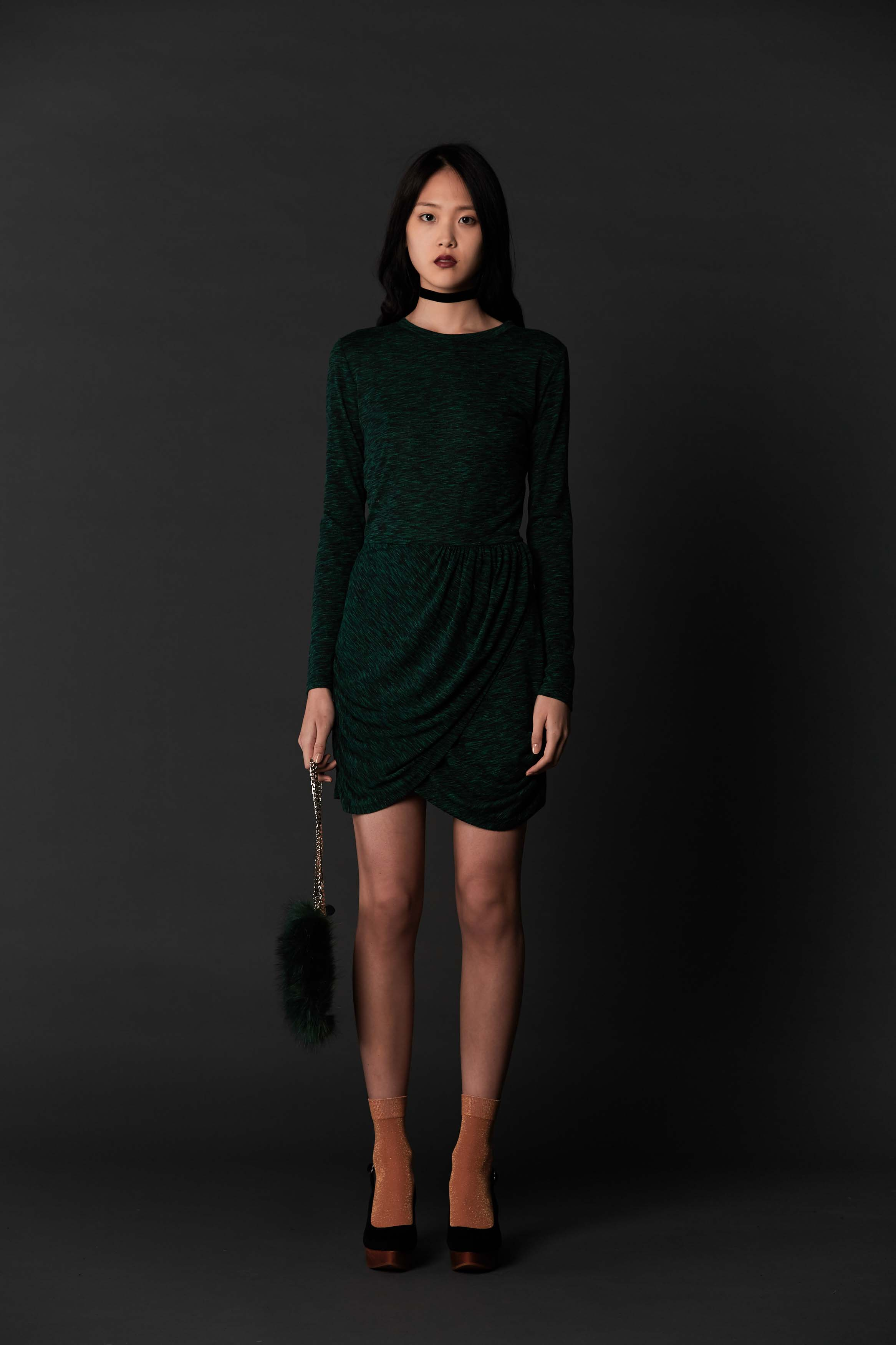 RUBY Sloan Dress & Halo Heel