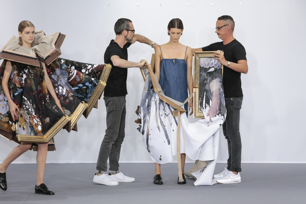 "The National Gallery of Victoria in Melbourne is to showcase the creations of Viktor and Rolf. A new exhibition titled ""Viktor & Rolf: Fashion Artists"" is set to open to the public on Oct. 21, exploring the notion of wearable art."