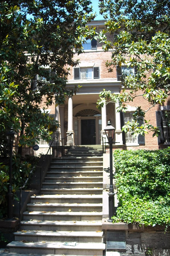 The Georgetown home that belonged to late former first lady Jacqueline Kennedy has gone on sale for USD$10million.