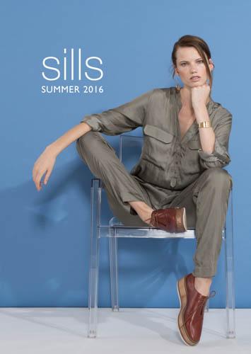 Sills Lookbook S16_1a-Sills-Cover