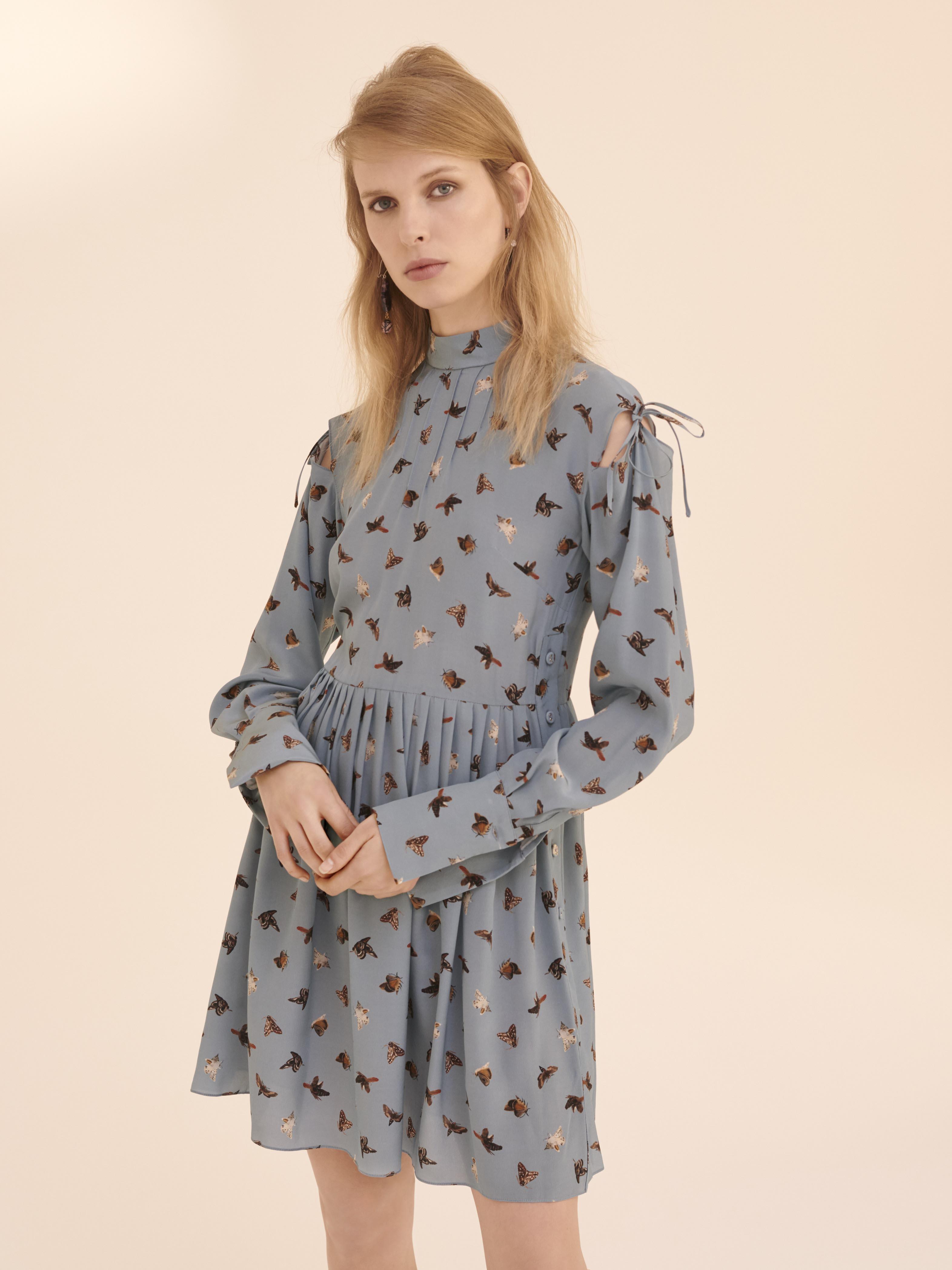 TOPSHOP Unique, Campion Dress $560