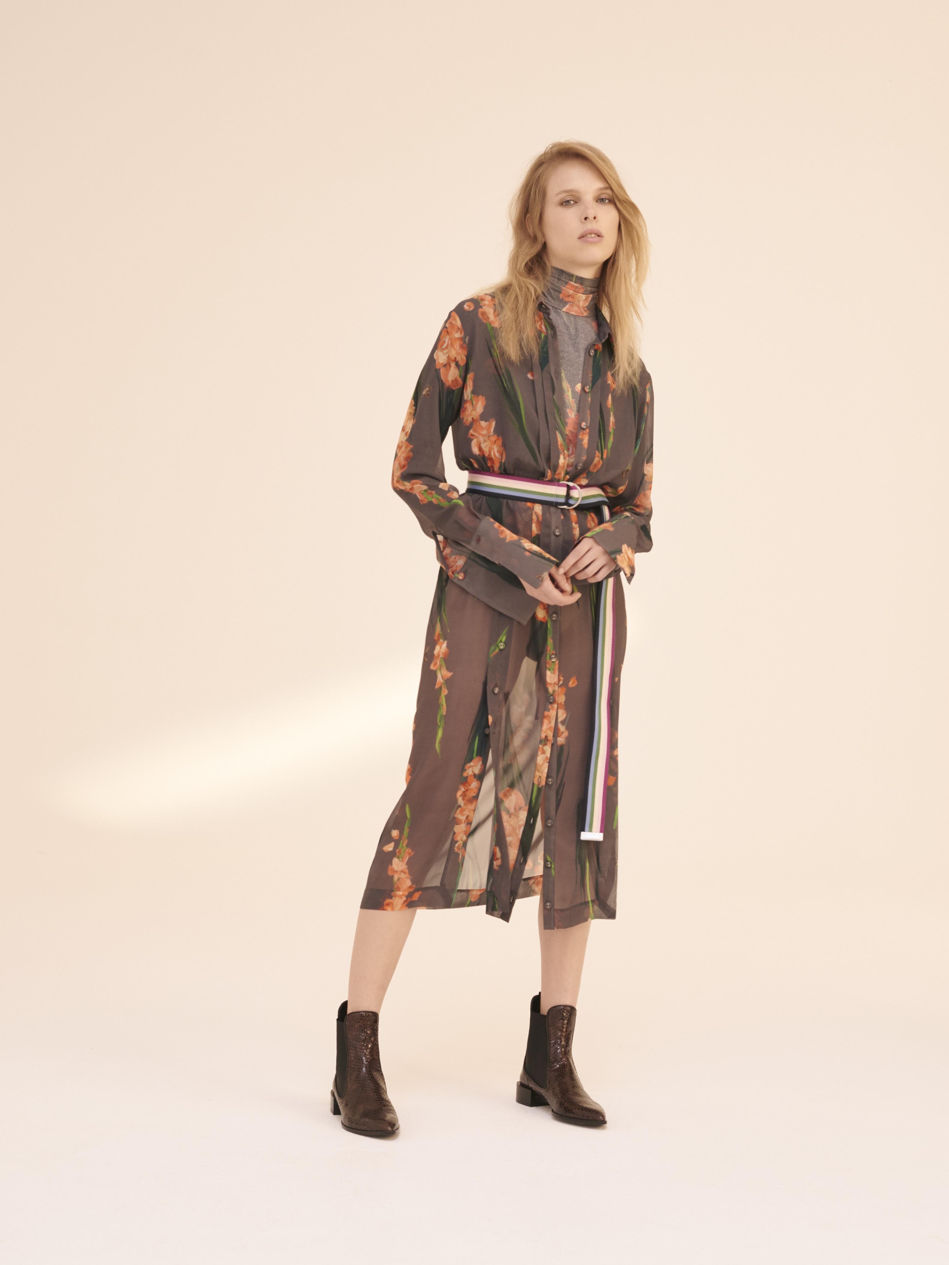 TOPSHOP Unique, Selwyn Shirtdress $620