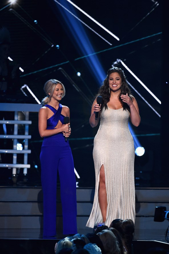 As she co-hosts the 2016 Miss USA pageant with Julianne Hough, Ashley Graham speaks out for more body diversity in beauty competitions.