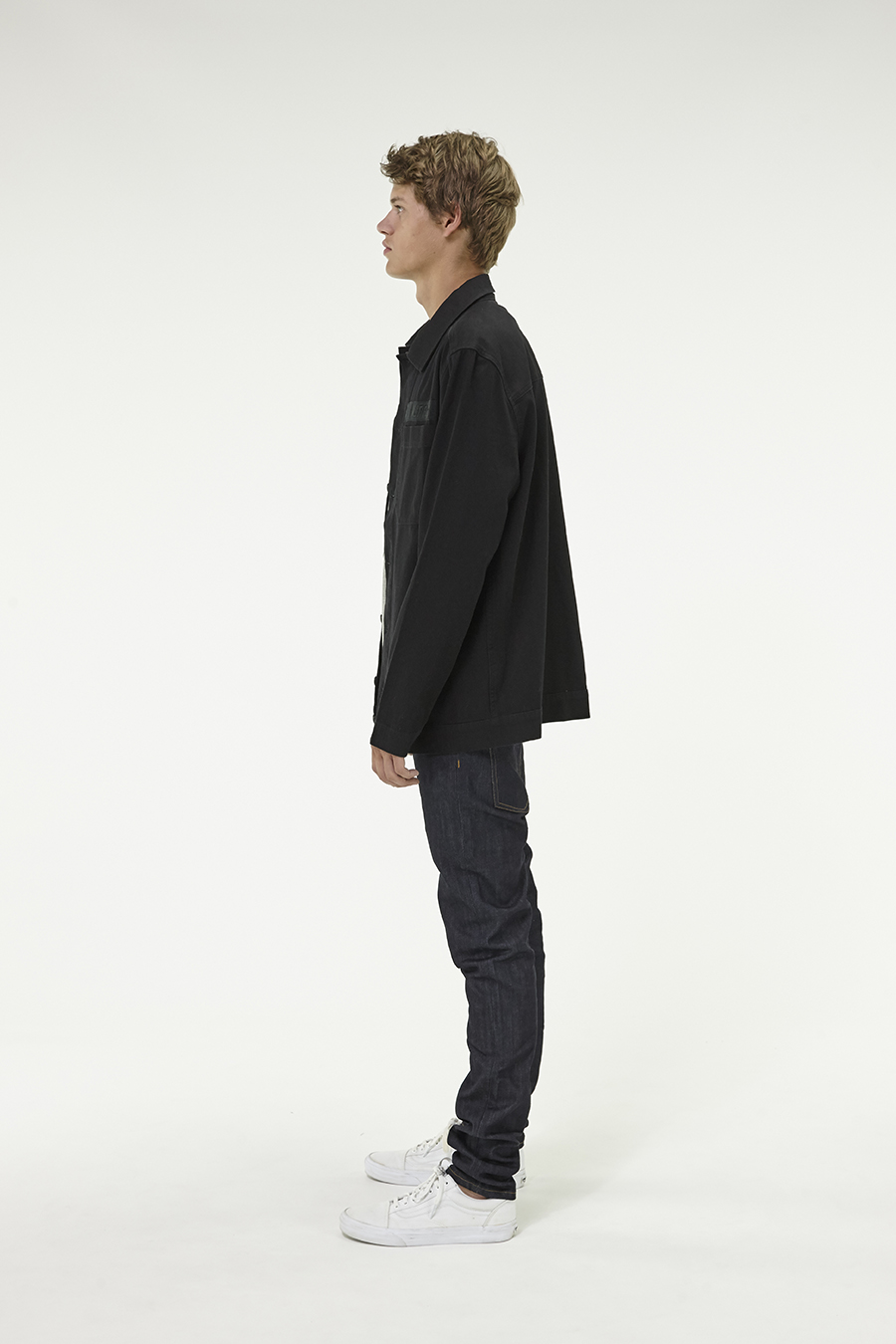 Huffer_Q3-16_M-Everyday-Shacket_Black-02