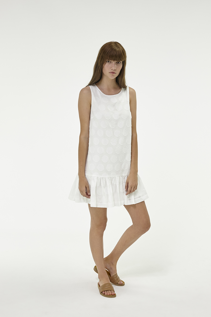 Huffer_Q3-16_W-Spot-Port-Dress_White-04