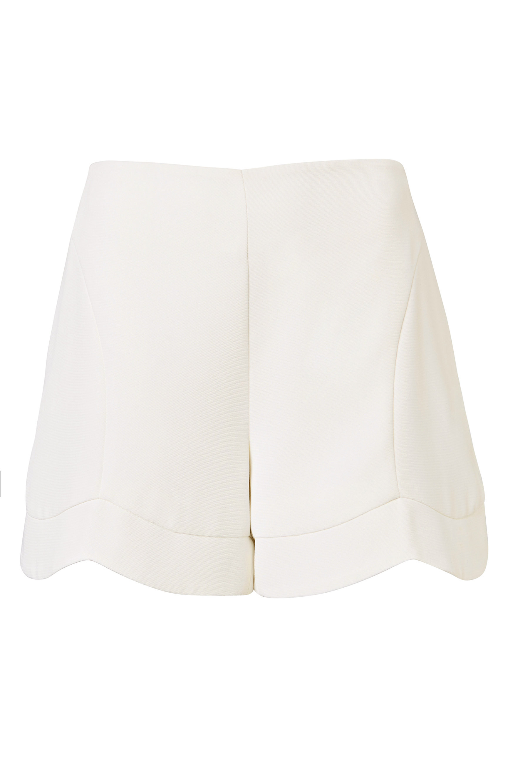 Witchey Scallop Hem Short, RRP $109.90