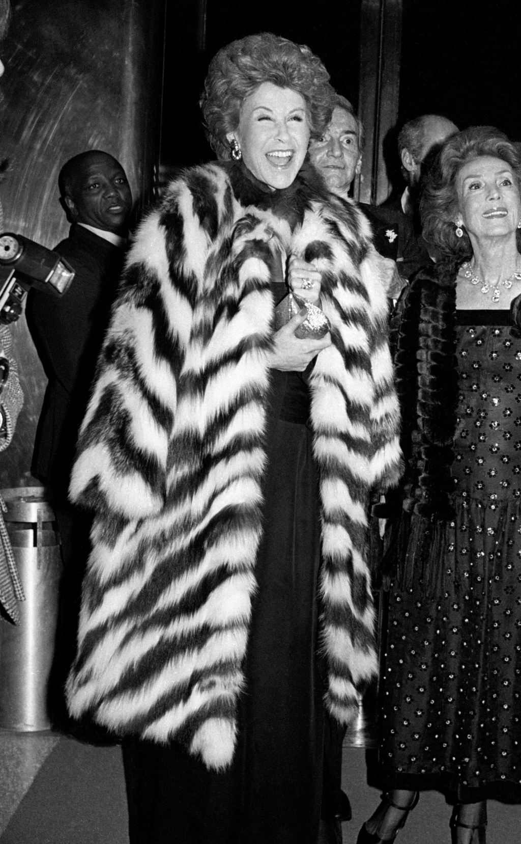 Socialite Betsey Bloomingdale died on Tuesday afternoon at the age of 93. Known for remarkable skills as a hostess, and another was her status as then-First Lady Nancy Reagan's best friend.