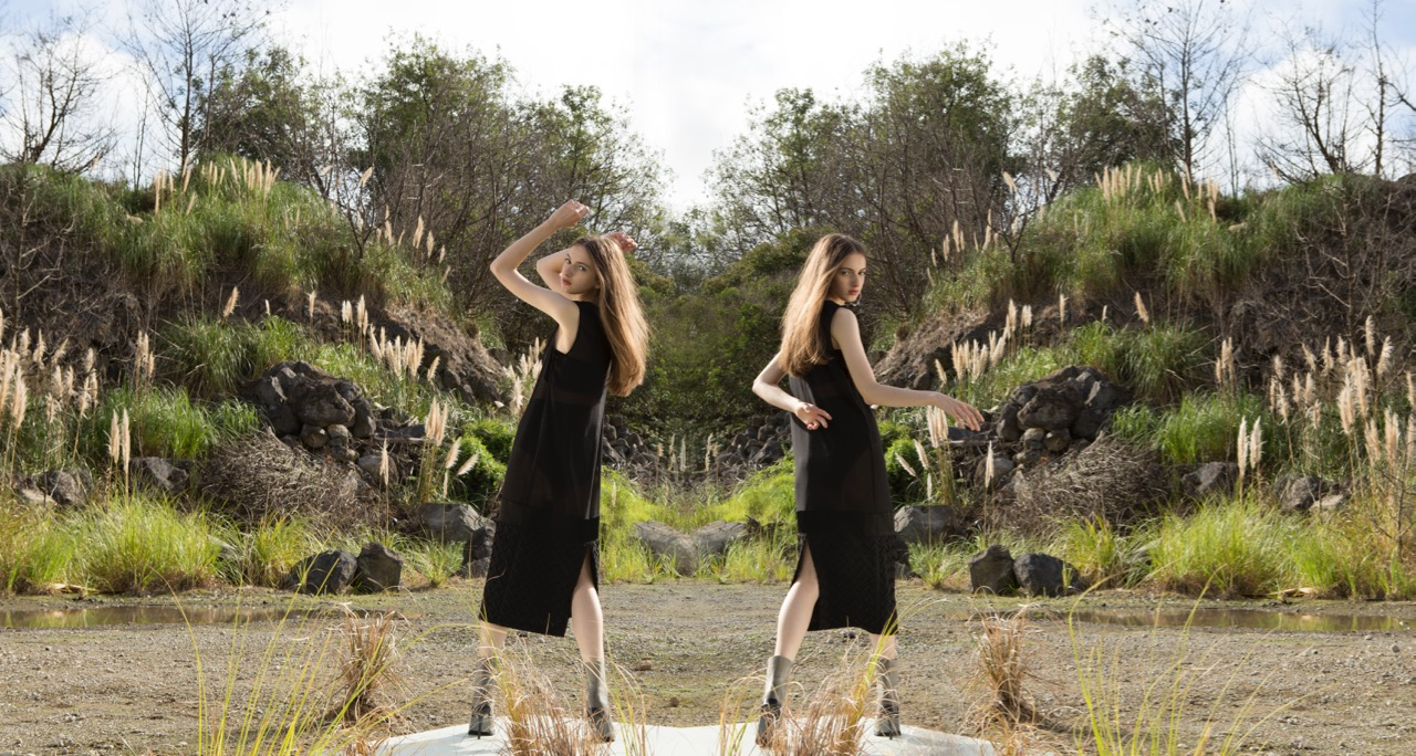 taylor-Column-Dress-Black