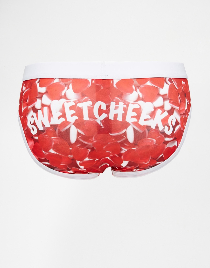 Asos Sweetcheeks Briefs