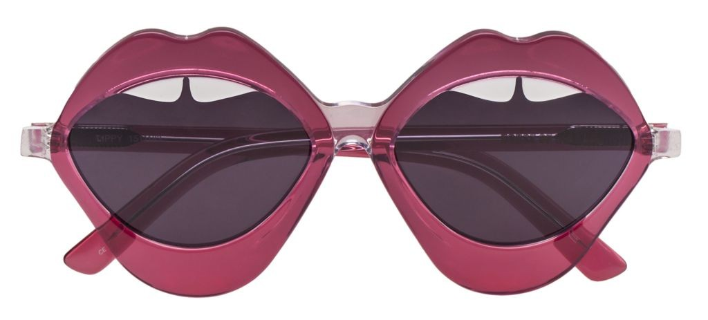 HOUSE OF HOLLAND LIPS GLASSES