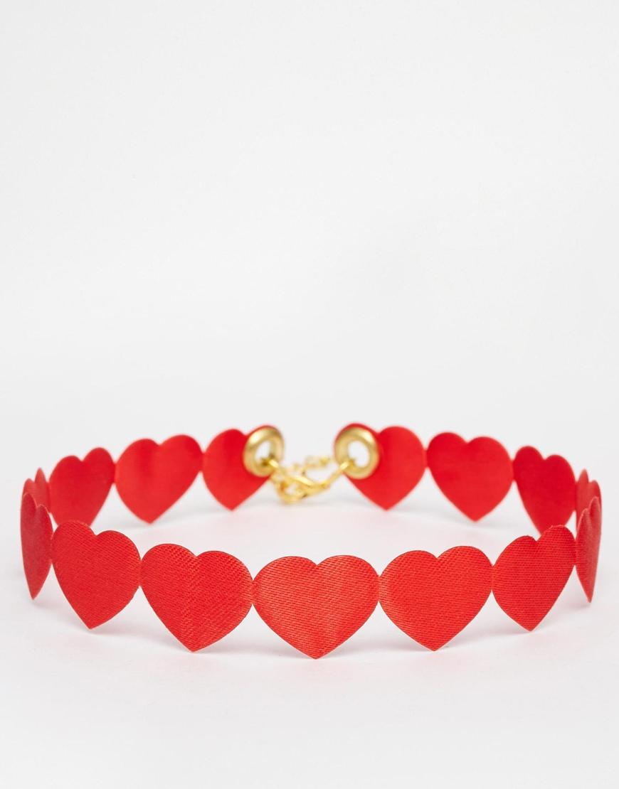 Heart Collar