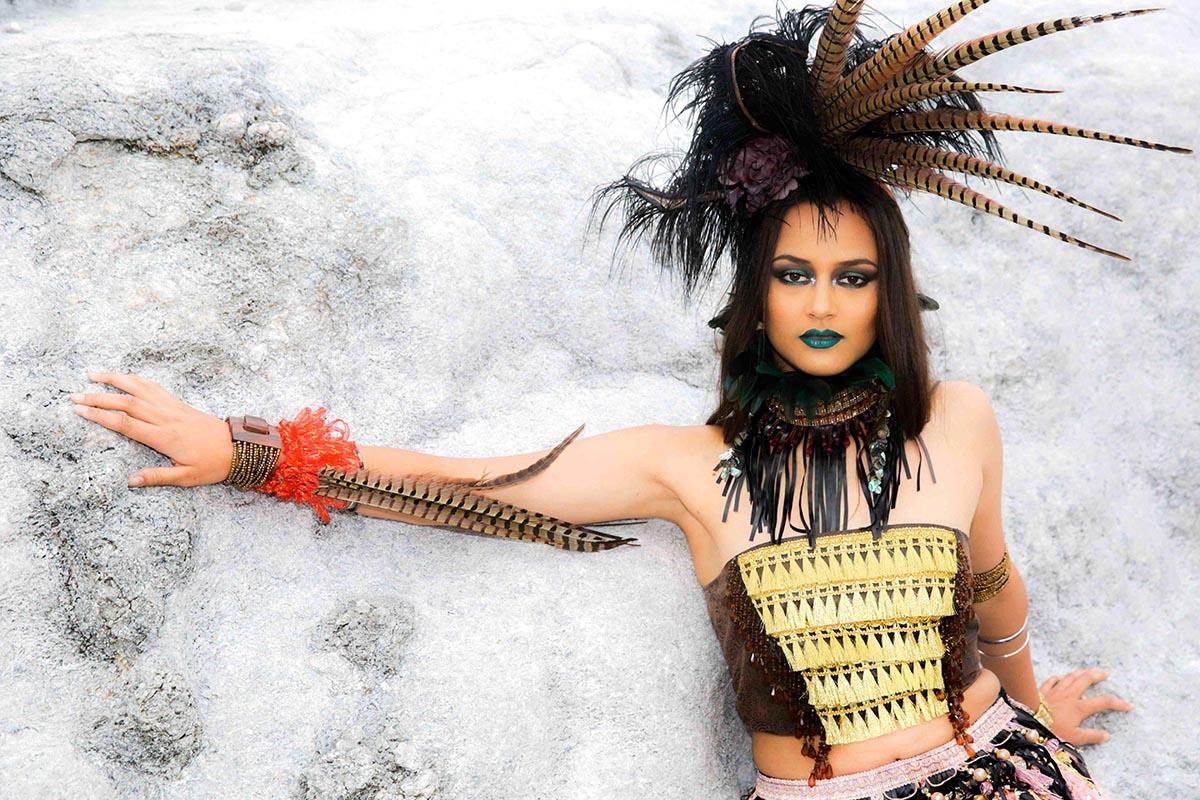 Mereana Ngatai Fashion and Textiles