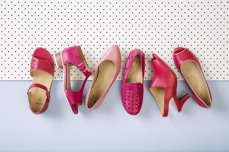 Pink lineup