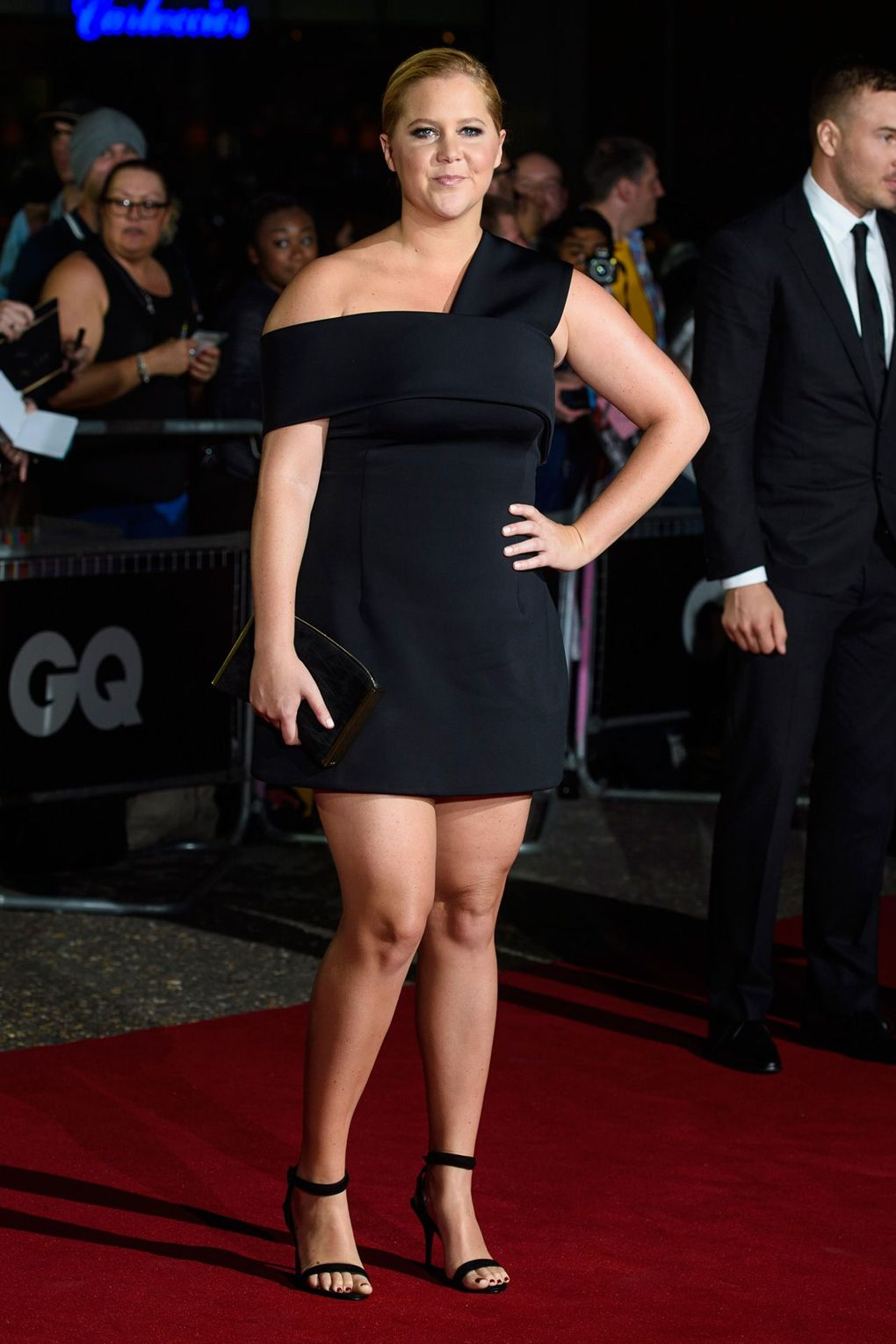 Amy Schumer at the GQ Men Of The Year Awards