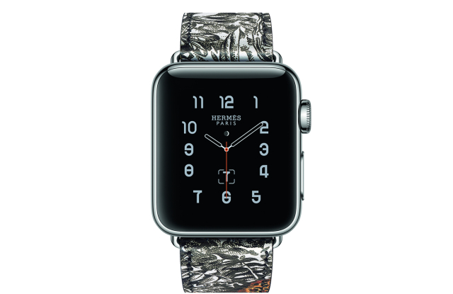Hermès annouced the launch of their new limited edition Apple Watch.