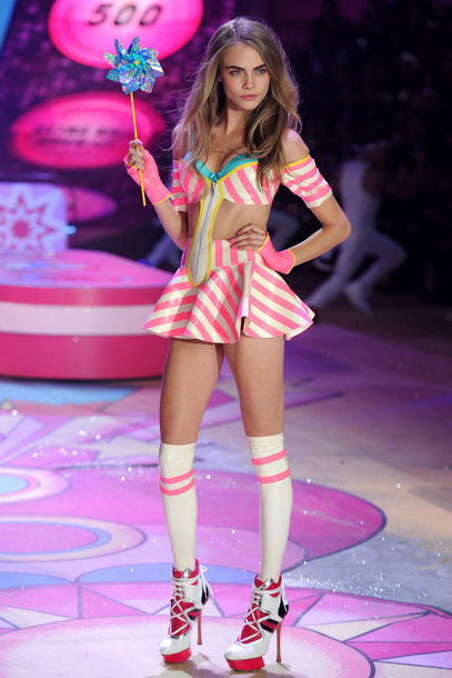 Cara Delevingne shut down body-shamers on her Instagram by posting a letter from Victoria's Secret.  The letter invited her to walk in the 2017 without having to audition, and specified that she did not walk in the 2016 show due to prior filming commitments.