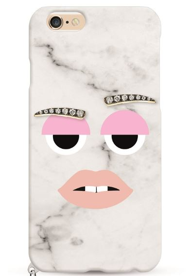 Iphoria 12 - Monster Cool Marble Case - iPhone 7
