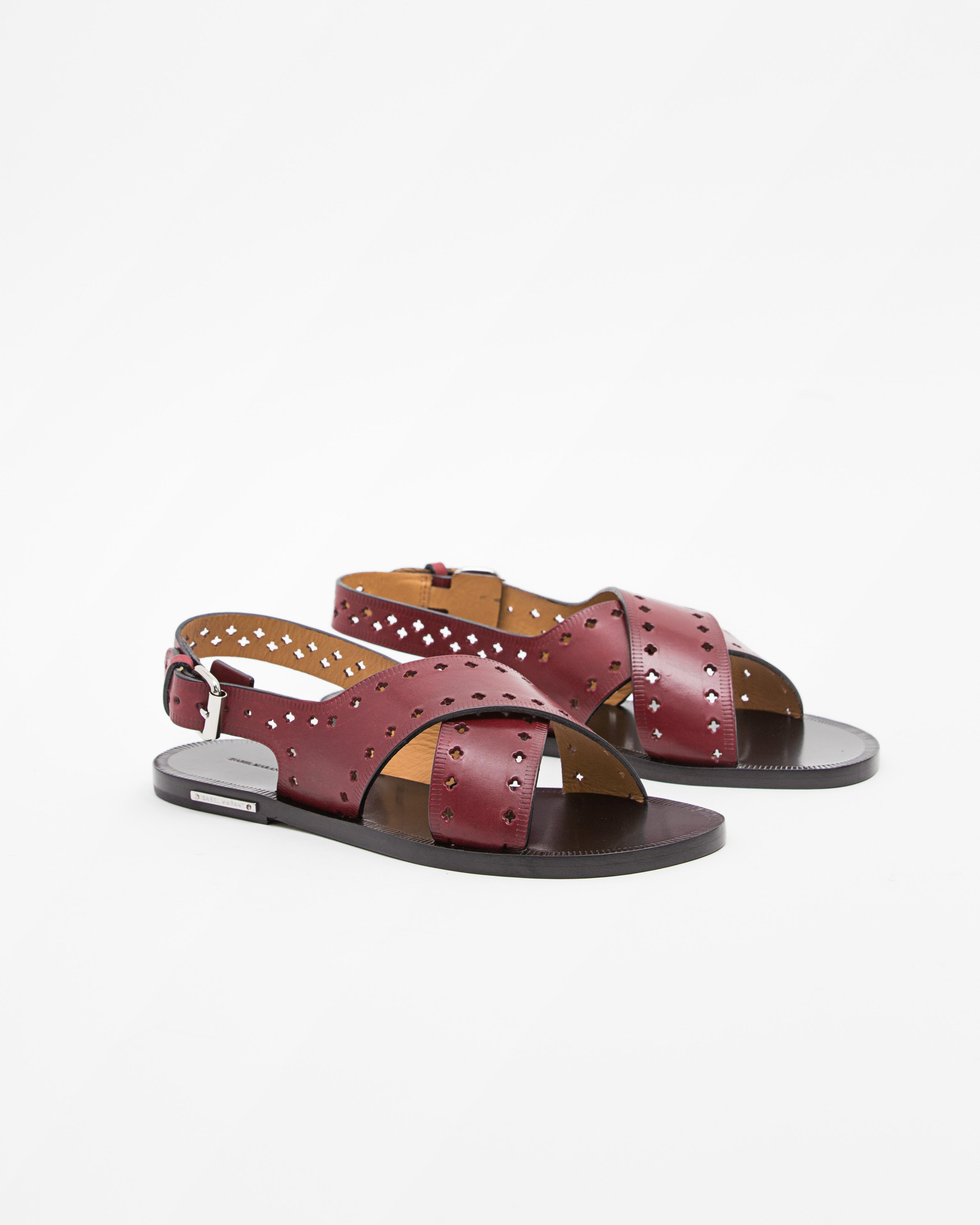Isabel Marant Etoile 1 - Jerys Criss Cross Sandal